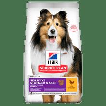 Hills Canine Sensitive Stomach & Skin. 1.8 Kg
