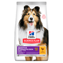 Comida Para Perros Hills Sensitive Stomach & Skin 7 Kg