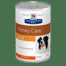 Hills Prescription Canine k/d Lata 370gr