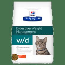 Hills Prescription Feline w/d 4lb