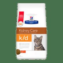 Hills Prescription Feline k/d 4 lb