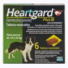 Heardgard Plus Para Perros De 12Kg A 22Kg X 6 Tabletas