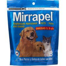 Mirrapel Suplemento Nutricional para perros y gatos en polvo