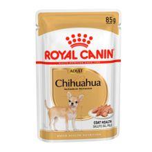 Comida Para Perros Royal Canin Pouch Chihuahua 85Gr