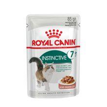 Comida Para Gatos Royal Canin Pouch Instinctive +7 85Gr
