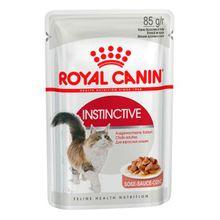 Comida Para Gatos Royal Canin Pouch Instinctive 85G