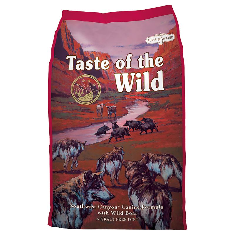 Taste-Of-The-Wild-Southwest-Canyon