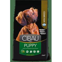 Comida Perro Cibau Puppy Mini 3 Kg