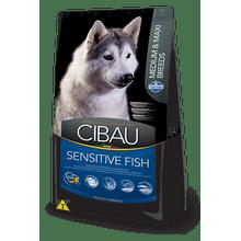 Comida Para Perro Cibau Fish Medium & Maxi 12Kg