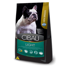 Comida Perro Cibau Light Mini 1 Kg