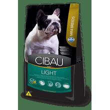 Comida Perro Cibau Light Mini 3 Kg