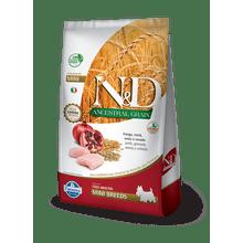 Comida Para Perros N&D Ancestral Pollo Adult Mini 2.5 Kg