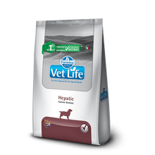 Comida Para Perros Vet Life Natural Canine Hepatic 2 Kg