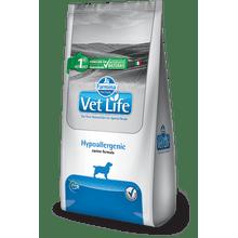 Comida Para Perros Vet Life Natural Canine Hypoallergenic 10 Kg