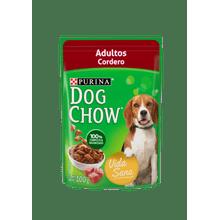 DOG CHOW Lamb Pouch (Cordero)