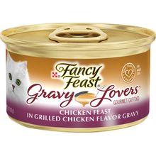 Comida Para Gatos Fancy Feast Chicken Fest In Grilled 85 Gr