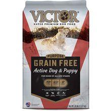 Comida Para Perros Victor Grain Free Active 15 Lb