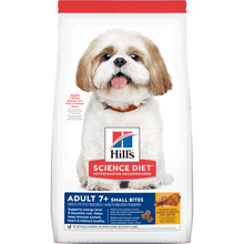 Comida Hills Canine Mature Small Bites Adult 7+ 5 Lb
