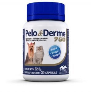 Pelo-Derme--60-Tabletas---Peso-750-Mg
