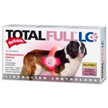 Antiparasitario Perros Grandes Total Full Lc X 2 Comp Hasta 60 Kg