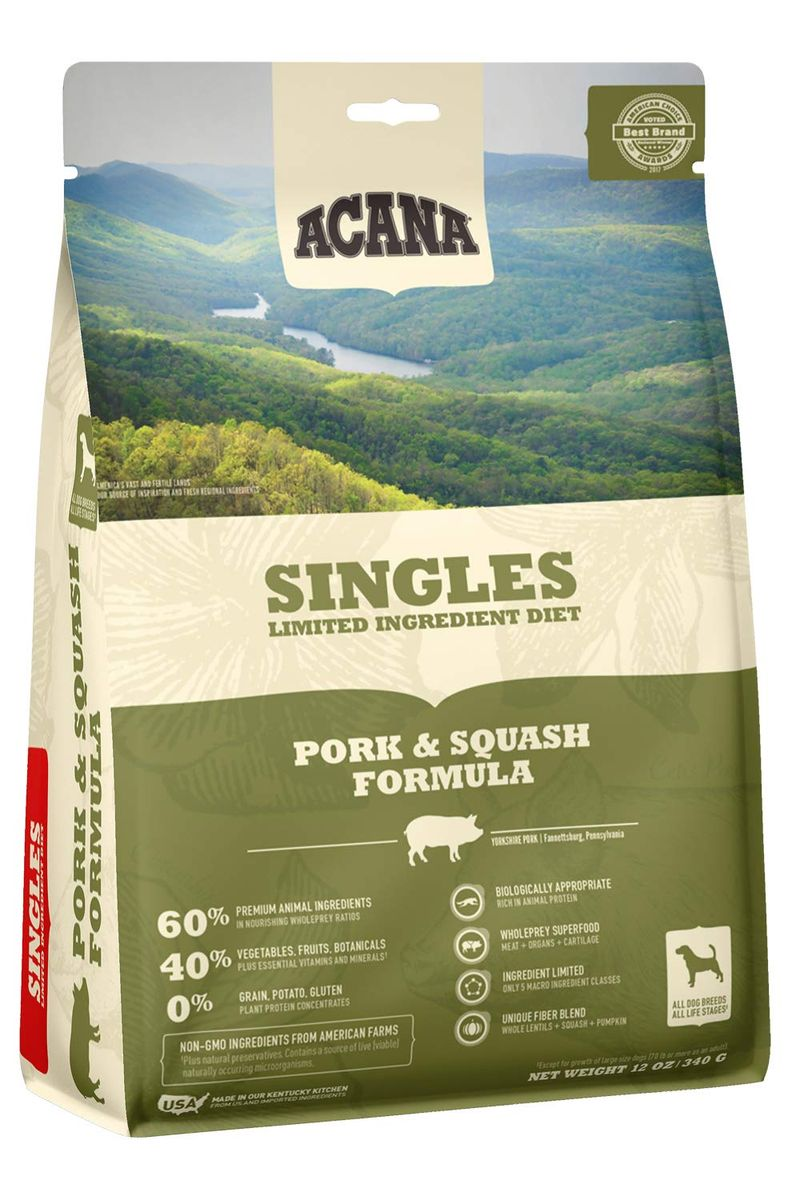 Acana-Dog-Single-Pork---Squash-Dog-4.5-Lbs