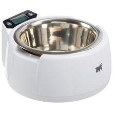 Optima Bowl Comedero Para Perros Con Balanza Digital