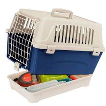 Guacal Trasnportador Para Perros Atlas 10 Open Organizador