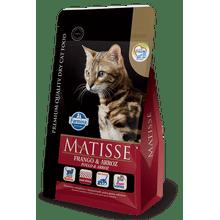 Comida Para Gatos Matisse Adulto Pollo y Arroz 800 Gr