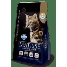 Comida Para Gatos Matisse Adulto Salmón y Arroz 800 Gr