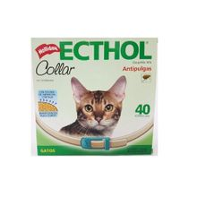 Ecthol Collar Gatos x 40 cm
