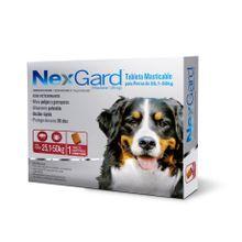 Nexgard Antipulgas Para Perros De 25.1 A 50Kg