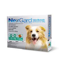 Antipulgas Para Perros Nexgard De 10.1 A 25Kg