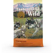 Comida Para Perros Taste Of The Wild High Prairie Puppy  Peso 5.6 kg