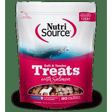 Comida Para Perros Nutrisource Soft & Tender Salmon Dog Treats 170Gr