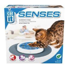 Juguete Para Gatos Con Rascador