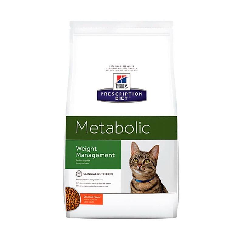 Comida-Medicada-Para-Gatos-Hills-Metabolic-4-Lb