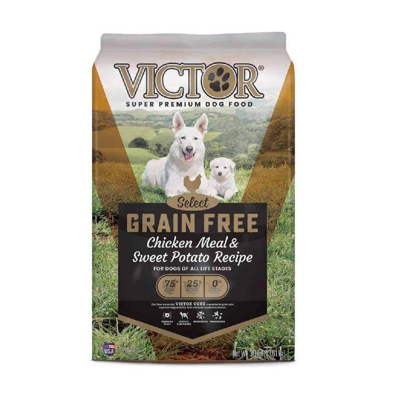 Comida-Para-Perros-Victor-Grain-Free-Chicken-30-Lb