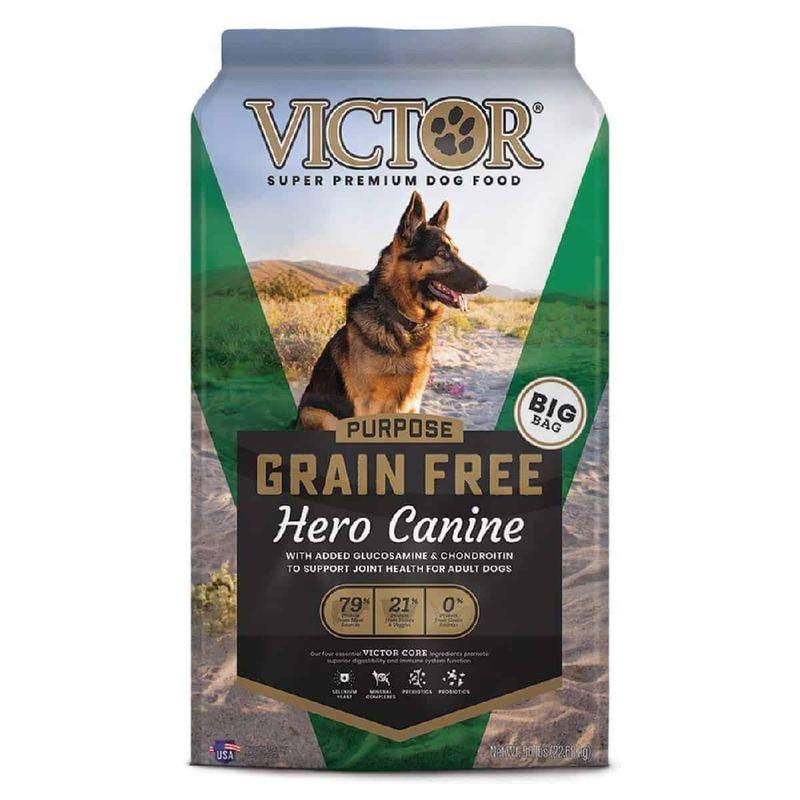 Comida-Para-Perros-Victor-Grain-Free-Hero-Joint-Health-50-Lb