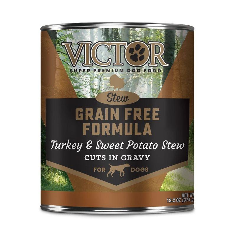 Comida-Humeda-Para-Perros-Victor-Grain-Free-Turkey---Sweet-Potato-12-Oz