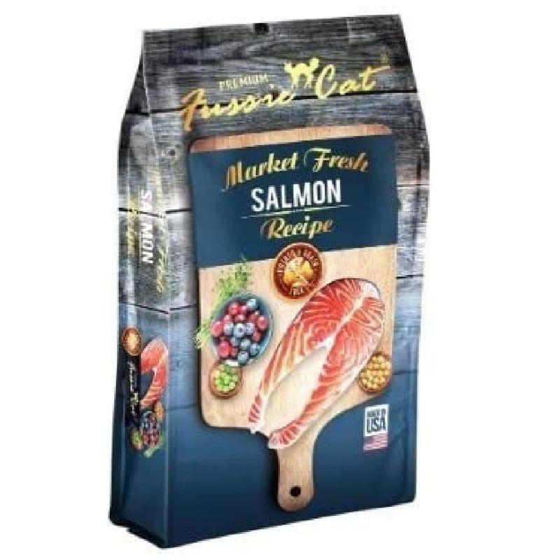 Comida-Para-Gatos-Fussie-Salmon-4-Lb