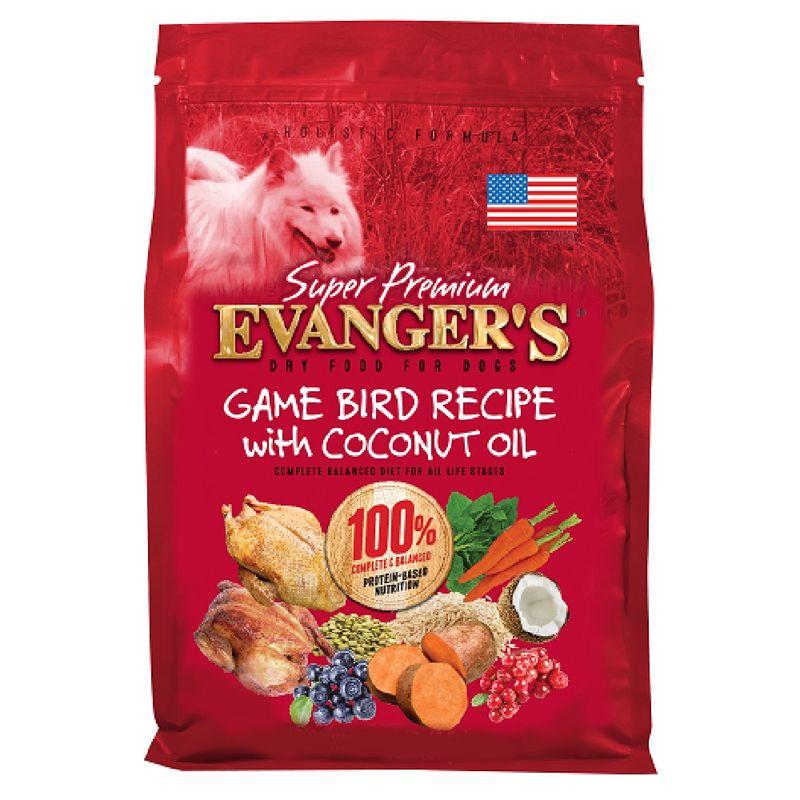 Comida-Para-Perros-Evangers-Game-Bird-Recipe-Coconut-Oil-4.4-Lb