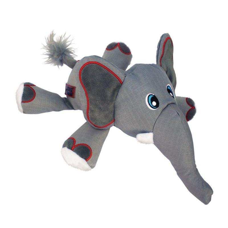 Juguete-Para-Perro-Kong-Cozie-Ella-Elephant-Mediano