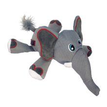 Juguete Para Perro Kong  Cozie  Ella Elephant Grande