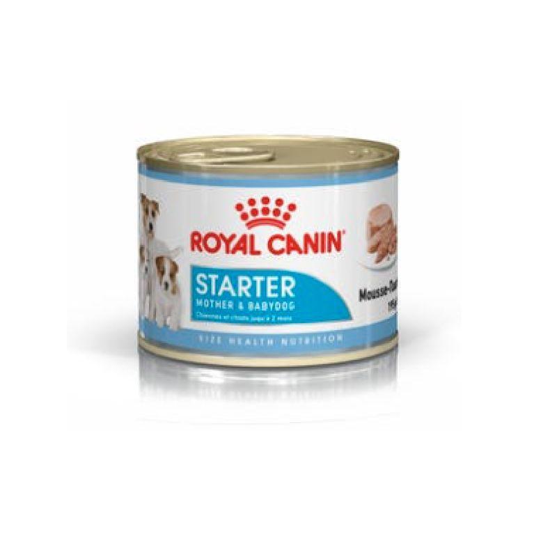 Comida-Para-Perros-Royal-Canin-Starter-Mousse-Mother---Baby-195-Gr