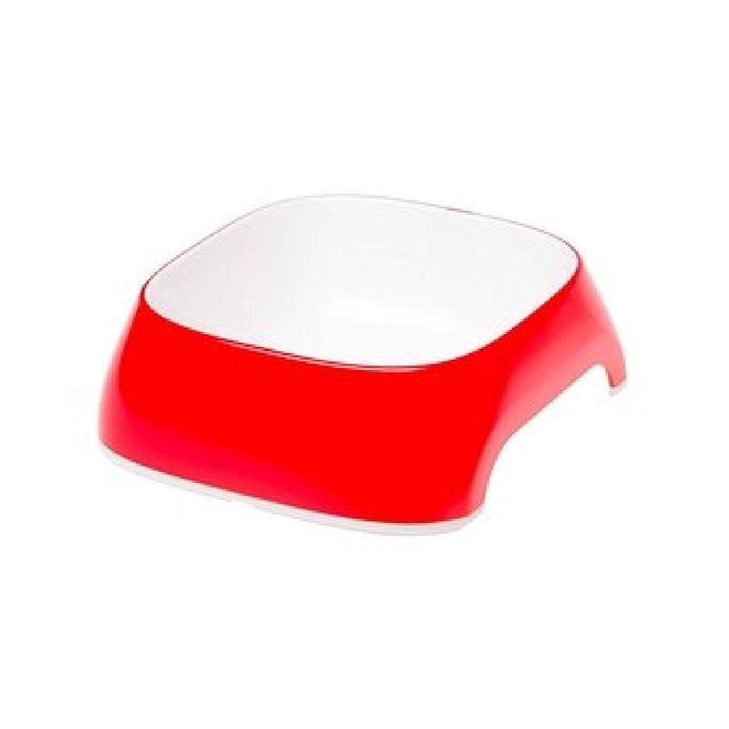 Tazon-Para-Perros-y-Gatos-Glam-Small-Red-Bowl