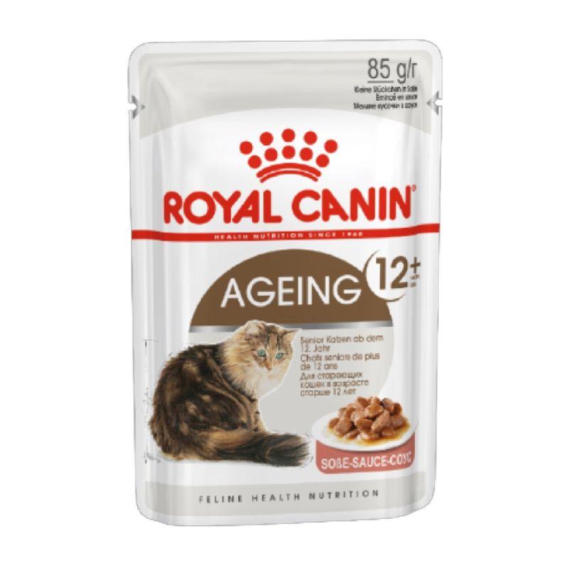 Comida-Para-Perros-Royal-Canin-Pouch-Ageing-12-85G