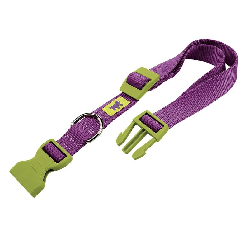 Collar-De-Nylon-Ferplast-Club-Purple-Para-Perros