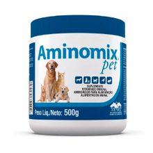 Suplemento Alimenticio Para Perros y Gatos Aminomix Pet 500 Gr
