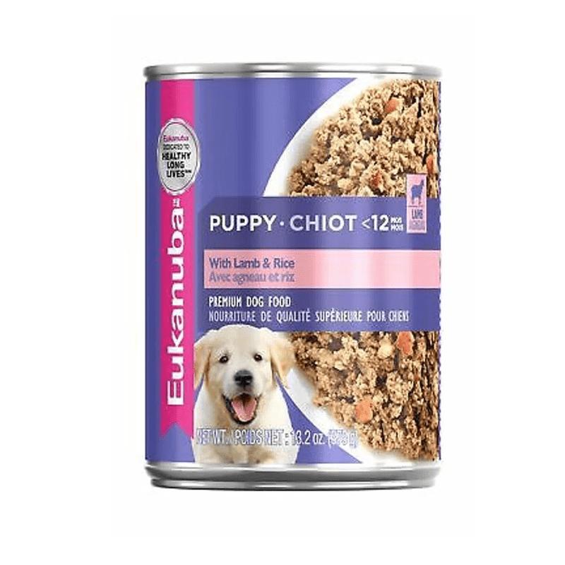 Comida-Humeda-Para-Perros-Eukanuba-Puppy-Lamb---Rice-13.2-Oz