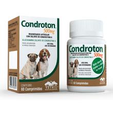 Regenerador Articular Para Perros Condroton Tabletas